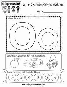 pre k letter o worksheets 24402 free printable letter o coloring worksheet for kindergarten