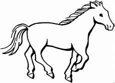 ausmalbild pferd ausmalbilder f 252 r kinder ausmalbilder
