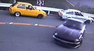 VIDEO Drifting Hakone In 1992  Japanese Nostalgic Car