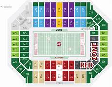 Stanford Stadium Seating Chart Earthquakes Stanford Football Central Tickets Stanford University