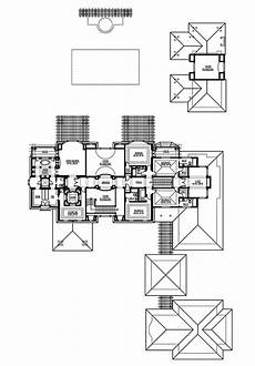 luxury house plan second floor 071s 0001 house traditional house plan second floor parktowne luxury