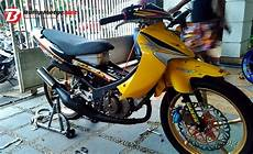 Modifikasi Satria 2 Tak Road Race by Road Race Purbalingga 2018 Suzuki Satria 2 Tak Botuna