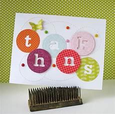 thank you card template cricut card blanc by kathy martin thank you cards