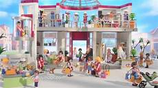 the new playmobil shopping mall
