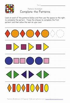 patterns worksheets for toddlers 261 day 60 house kindergarten