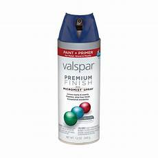 shop valspar 12 oz royal blue gloss spray paint at lowes com