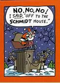 12 Christmas Jokes & Cartoons… Merry