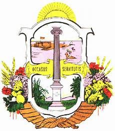 dibujo de los simbolos naturales del estado carabobo revista virtual seccion historia