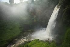 Air Terjun Telun Berasap Pemandangan Mempesona Di Jambi