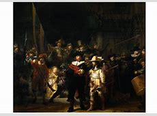 Afbeelding De Nachtwacht   Rembrandt. Gratis afbeeldingen