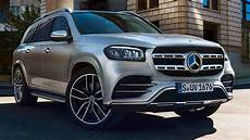 mercedes gls 2020 mercedes gls x167 new flagship luxury suv without