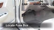 Interior Fuse Box Location 1992 2011 Mercury Grand
