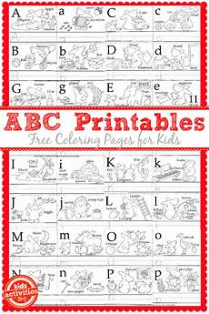 abc worksheets for kindergarten free 24656 learn to write the abc s with free printables preschool learning learning to write
