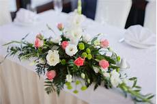Wedding Bouquet On A Table Stock Photo Image Of