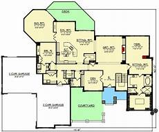 walkout basement house plans with finished basements plan 890125ah 4 bed craftsman house plan with finished