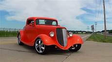 Test Driving 1934 Ford Rod Fast Classic Cars