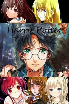anime fan fiction and books oh my harry potter q a has