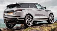 range rover evoque is the first premium compact suv to pass 2020 rde2 emission rules carscoops