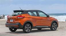 2018 Nissan Kicks Car Review Affordable Subcompact Suv