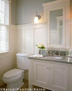 bathroom ideas with wainscoting small bathroom with the board and batten walls wainscoting bathroom small