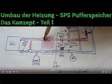 Pufferspeicher Einbauen Heizung Umbauen Holzofen