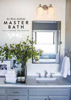 Aesthetic Bathroom Decor Ideas by Aug 11 Master Bathroom Makeover Bath