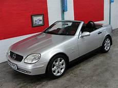 mercedes slk slk 230 kompressor silver 1998 in east