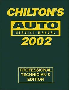 what is the best auto repair manual 1998 isuzu oasis electronic throttle control 2002 chilton s auto service manual shop edition 1998 2001 coverage