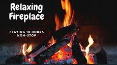 crackle noise relaxing fireplace full hd 10 hours crackling sounds white noise for deep sleep asmr