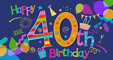 40th birthday illustrations royalty free vector graphics