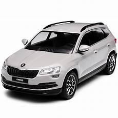 auto finanzieren ohne anzahlung skoda skoda karoq suv stahl grau ab 2017 1 43 premiumx modell