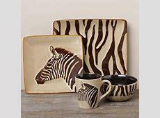 Patricia's Shopping Guide: Zebra Print In The Kitchen