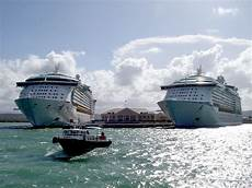 One Of Many Cruises Options That Royal Caribbean Has Is