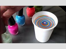 Nagels marmeren (Water marble) (Nailstyling)   YouTube