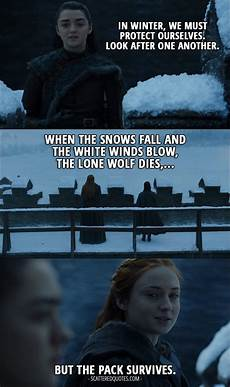 30 best of thrones quotes from the and the