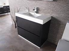 Bathroom Vanity Sink Toronto by Floor Mount Bliss Line Modern Bathroom Vanities And