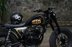 Modifikasi Custom by 81 Modifikasi Motor Custom Bobber Terbaru Dan Terkeren