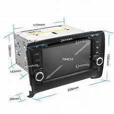 autoradio audi tt poste autoradio dvd gps audi tt 2006 2012 aux prix les plus bas sur notre boutique en ligne