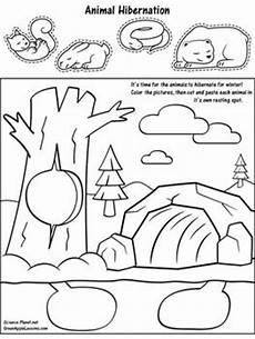 free printable coloring pages hibernating animals 17014 17 best images about lesson plans hibernation on caves crafts and the cave