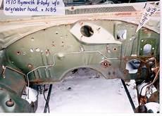 1970 B Clock Tach Wiring Harness