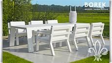gartenmöbel aus aluminium garten esstisch garnitur 187 viking 171 borek gartentraum de
