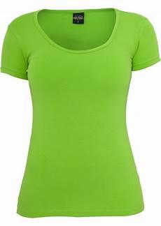 classics basic t shirt damen gr 252 n g 252 nstig kaufen und