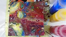 Acryl Gie 223 En Lassen Formen Mit Actrylmalerei