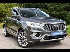 Used Ford Kuga 2 0 Tdci 180 5dr Auto Vignale Magnetic 2017