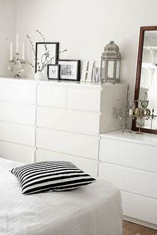 Bedroom Ideas Ikea Malm by 25 Minimalist Bedroom Styling Ideas For White Interiors