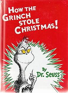 Grinch Malvorlagen Novel Dr Seuss Mini How The Grinch Stole By Seuss