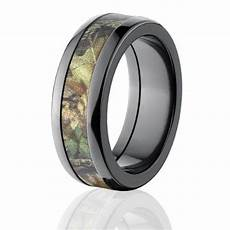 mossy oak rings camouflage wedding bands new breakup