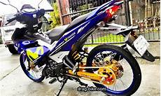 Modifikasi Jupiter Mx King by 40 Foto Gambar Modifikasi Jupiter Mx King Jari Jari Ceper