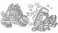 Gratis Malvorlagen Dino Trucks Dino Trucks Ausmalbilder