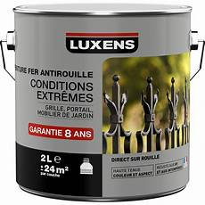 Peinture Fer Ext 233 Rieur Antirouille Luxens Blanc Blanc N 176 0